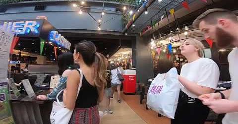 Du lịch Thái Lan || Khám phá trung tâm điện tử lớn nhất Bangkok - MBK Center