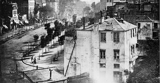 World's Oldest Paris Photo Is Also the First to Feature Humans