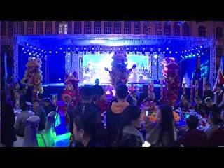 Lễ khai trương Casino Hồng Vận Móng Cái - Quảng Ninh