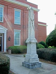 McDuffie County Confederate Monument, Thomson,...