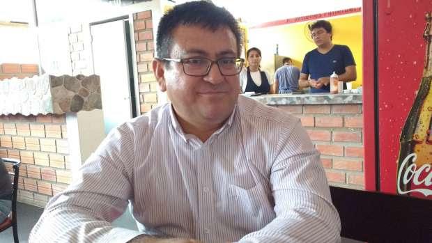 SEGUNDO SHAPRA FLORES. Miembro del consejo directivo del Proyecto Huallaga