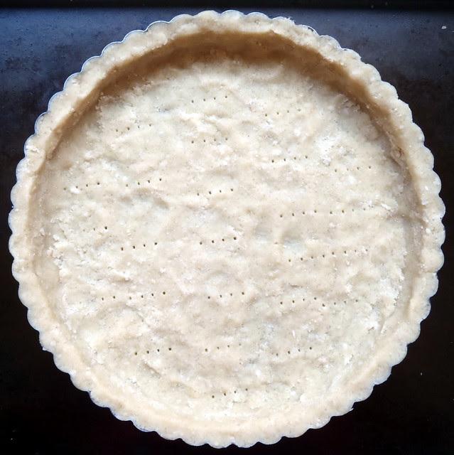 Pine Nut Tart Crust