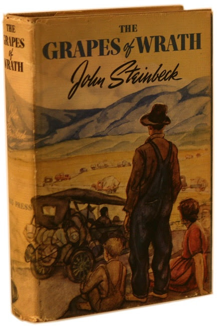 The Enduring Relevance of The Grapes of Wrath