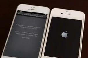 Boot do iPhone 5 foi mostrado pela primeira vez em vídeo (Foto: Reprodução) (Foto: Boot do iPhone 5 foi mostrado pela primeira vez em vídeo (Foto: Reprodução))