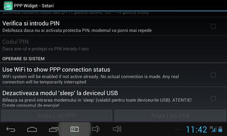 Conectare modem digi net mobil
