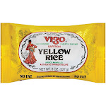 Vigo Yellow Rice - 8 Oz. - Pack of 12