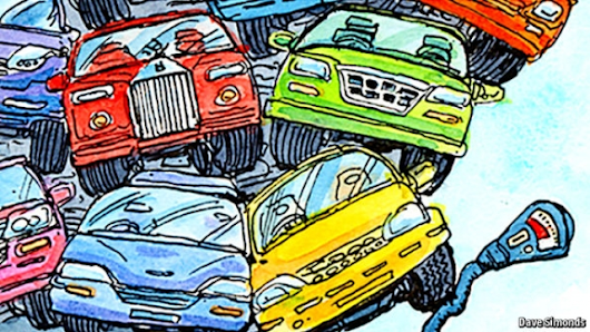 The perilous politics of parking – The Economist