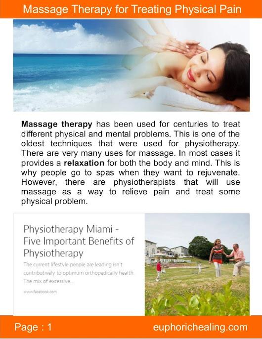find massage therapy yarrawonga region