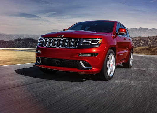 Latest Update: 2017 Jeep Grand Cherokee SRT Hellcat, Unable to Reach 200 MPH - YouWheel.com - Car News and Review