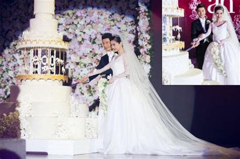 This Lavish Wedding Of The Chinese Kim Kardashian Cost A