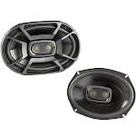 "Polk Audio DB692 2-way Marine Speakers - Pair - 6"" x 9"" - Black"