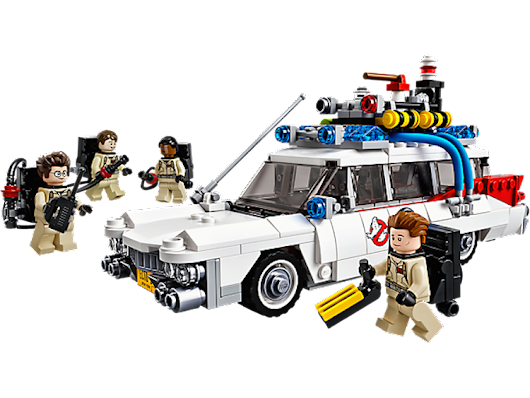Who You Gonna Call? (LEGO) Ghostbusters! - ChurchMag