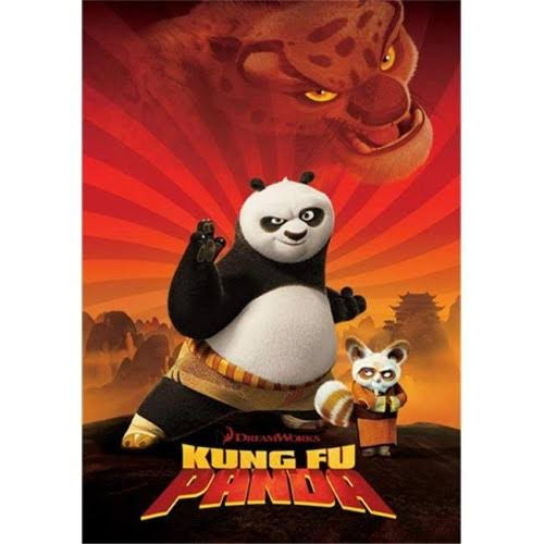 Posterazzi MOV415117 Kung Fu Panda Movie Poster - 11 x 17 in.