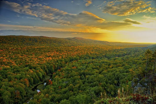 Vote - Porcupine Mountains Wilderness State Park - Mich. - Best State Park Nominee:  2015 10Best Readers' Choice Travel Awards