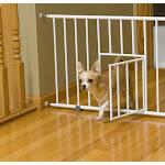 Carlson 0680PW Mini Gate with Pet Door