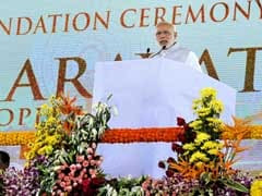Aamaravati's Grand Inauguration Leaves Many Disappointed