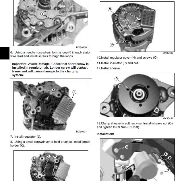 31 John Deere Gator Hpx 4x4 Wiring Diagram