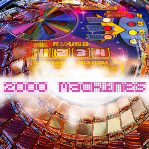 2000 machines by Peter Haeder
