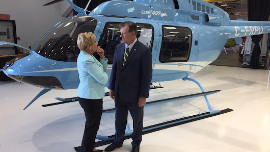 New breed of helicopter would propel Bell to record jobs, production in Fort Worth - Dallas Business Journal