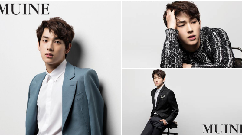 ZE:A's Im Siwan Gets Dressed Up in a Clean-Cut Pictorial ...