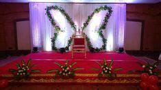 wedding stage decorations ideas  pinterest