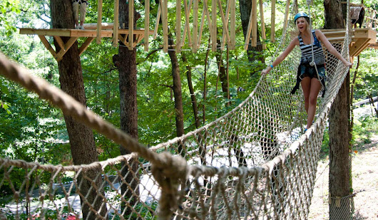 The Adventure Guild - Ropes Courses | Adventure Programs