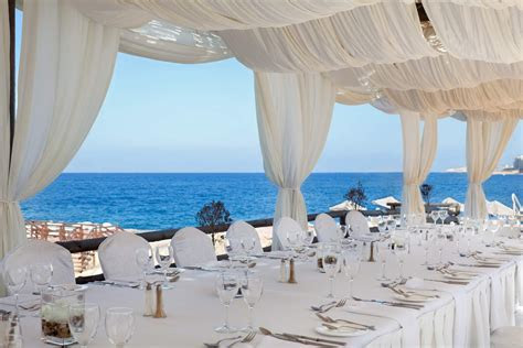 Weddings at The Westin Dragonara Resort Malta