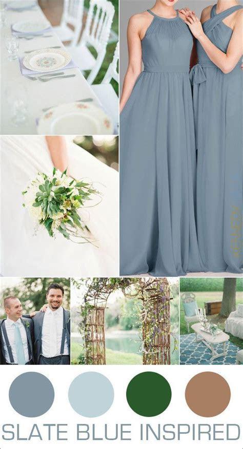 25  best ideas about Slate blue weddings on Pinterest