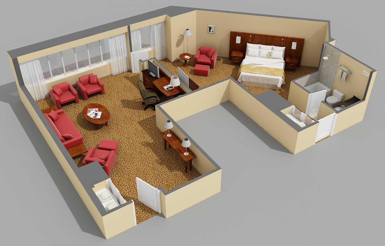 3d Room Layout - Home Design Jobs