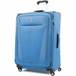 """Travelpro Maxlite 5 Lightweight 29"""" Expandable Spinner, Azure Blue by Luggage Pros"""