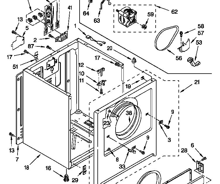 20 Lovely Whirlpool Cabrio Dryer Wiring Diagram