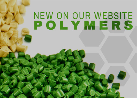 Just Added: Polymers Polymers Polymers! – Conductive – Innovation…expect it