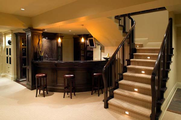 Basement Remodeling Ideas | InteriorHolic.