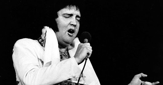 Elvis Presley provoked cheers, jeers at final concert