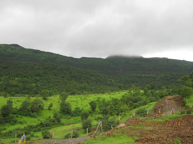Katyayani's Upvan Plots at Morve on Pavana Dam near Lonavala