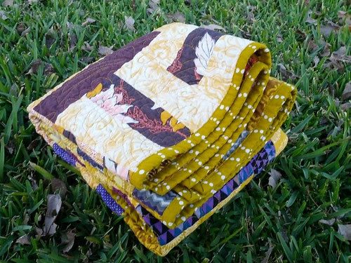 Geaux Baby quilt