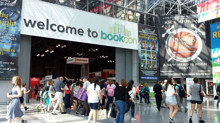 Image result for bookcon