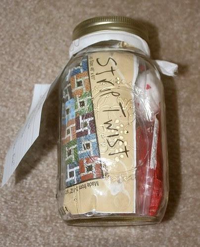 Quilt in a Jar