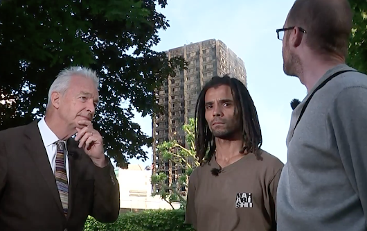 Akala on the Grenfell Tower fire: 'These people died because they were poor'