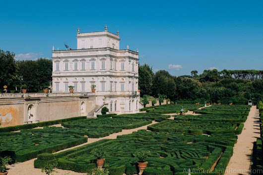 Best Parks and Gardens in Rome - An American in Rome