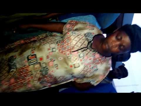 The wife of the man who was caught when packing a sand of someone foot step