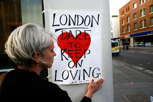 How communities respond to terrorism – and overcome fear