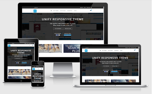 nopCommerce Unify Theme