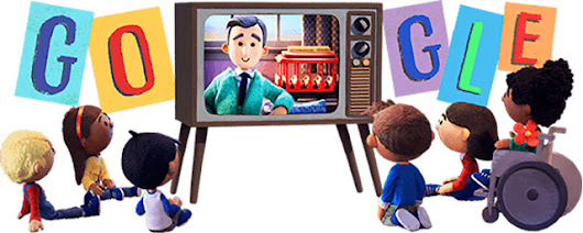 Google Celebrates The 51st Anniversary Of Mister Rogers