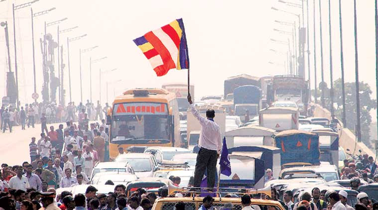 Mumbai protests, Mumbai violence, Mumbai dalit protests, Bhima-Koregaon protests, Mumbai news, indian express news