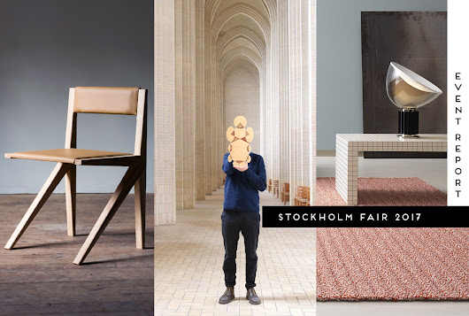Best In Show: Stockholm Furniture Fair 2017 | Yellowtrace