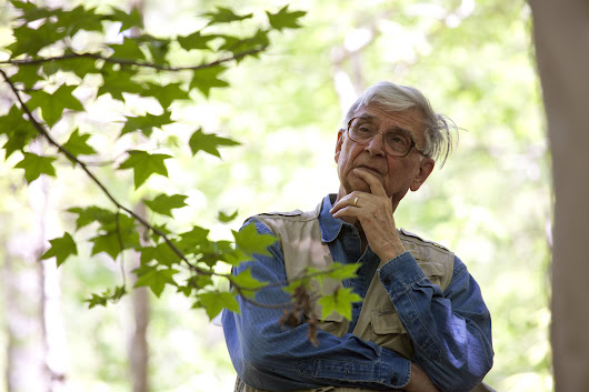 E.O. Wilson's Advice for Future Scientists - Science Friday