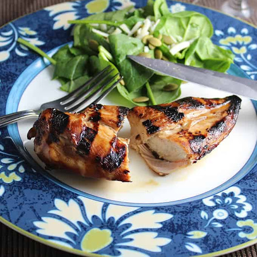 Juicy Grilled Chicken Breasts | Cooking Chat