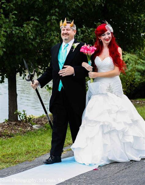 An Impressive Disney Wedding   Arabia Weddings