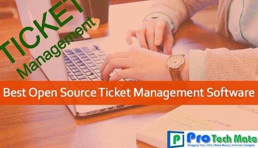 5 best open source ticket management software
